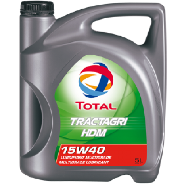 TRACTAGRI HDM 15W-40