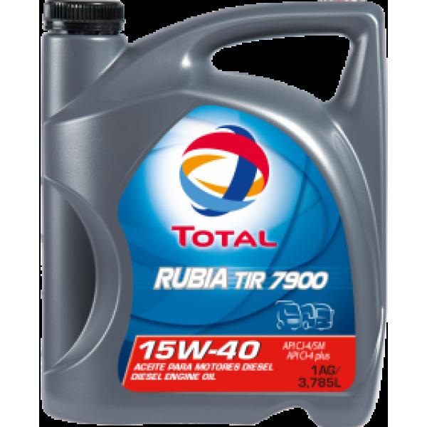 RUBIA TIR 7900 15W-40