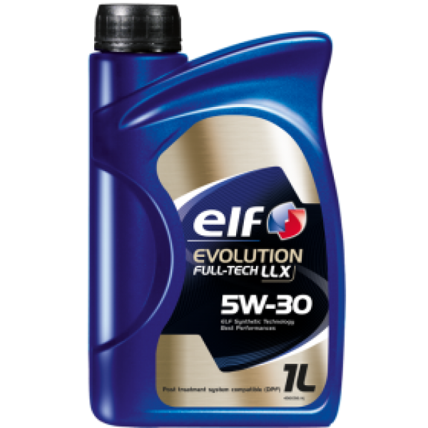 EVOLUTION FULL TECH LLX 5W-30